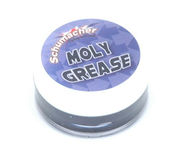 Schumacher Moly Axle Grease - Pot
