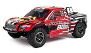 ARRMA Fury 2WD BLS 1/10 Short-Course RTR Red AR102618