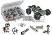 RCSCrewz Arrma RC Kraton 1:/8 Stainless Screw Kit