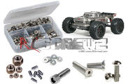 RCSCrewz Arrma RC Outcast 6S BLX Stainless Screw Kit