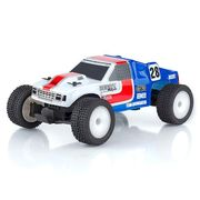 Team Associated Qualifer-Sarjan Truggy Kilpa-auto 1/28 - Ajovalmis