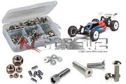 RCSCrewz RST Ruuvisarja - Associated RC10 B5M 1/10th Buggy