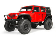 Axial SCX10 2012 Jeep® Wrangler Unlimited Rubicon 1/10th Scale Electric 4WD - Kit