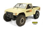 TeamC PickUp Truck Crawler Body 1:10 - Maalaamaton