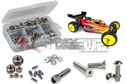 RCScrewz Team Durango DEX-210 V2 Stainless Steel Screw