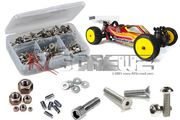 RCScrewz Team Durango DEX410 Ver.4 Stainless Steel Screw