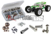 RCScrewz FTX Bugsta Stainless Screw Kit