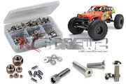 RCScrewz FTX Mauler Crawler Stainless Screw Kit