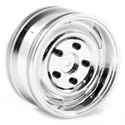 "FTX Outback 1.9"" Steel Lug Wheel (2) - Chrome"
