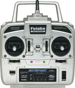 Futaba 4YF 4-Channel 2.4GHz FHSS Radio