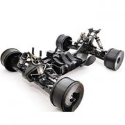 HoBao Hyper SSTe 1/8 Truggy Electric Roller Chassis