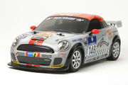 Tamiya MINI JCW Coupe - M05 - Kit