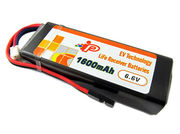 Intellect - RX LiFe 1600mAh 1C 2S-SQ Flat