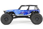 Axial Jeep Wrangler Wraith-Poison Spyder Rock Racer 1/10th Scale Electric 4WD - RTR
