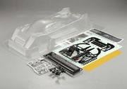 Killerbody Lancia C12 1:12 - CLEAR BODY