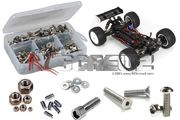 RcScrewz Losi Mini 8ight-T RTR Stainless Screw Kit