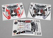 Team Losi Micro SCT Sticker Set