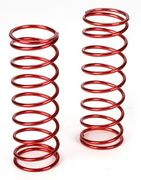Team Losi Front Springs 12.9lb Rate, Red (2): 5IVE-T