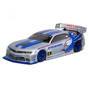 Protoform Chevy Camaro Z/28 Clear Body (190mm)