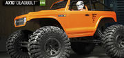 Axial AX10 Deadbolt 1/10 Scale Electric 4WD - RTR