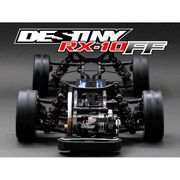 Destiny RX-10FF 1/10 Scale FWD Competition Touring Car Kit