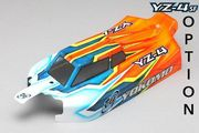 Yokomo YZ-4SF Clear Body - Light Weight