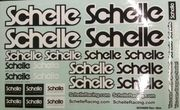 Schelle Sticker Sheet