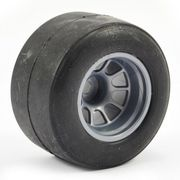 SWEEP 1:10 Formula 1 Pre-Glued tires REAR - SOFT (2)