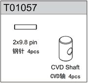 TeamC CVD Joint & Pin (4)
