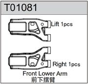 TeamC Front Lower Arms (2pcs)