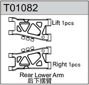 TeamC Rear Lower Arms (2pcs)
