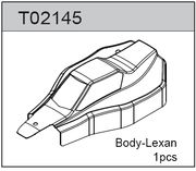 TeamC Cab Forward Body For TC02