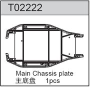 TeamC Chassis - Saddle Pack