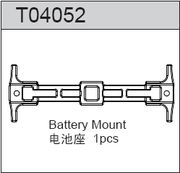 TeamC Battery Mount