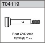 TeamC Rear CVD Axle (2) - TM4