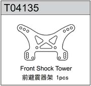 TeamC Front Shock Tower TM4