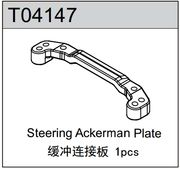 TeamC Steering Ackerman Plate