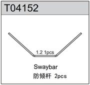 TeamC Swaybar 1.2 TM4