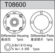TeamC Differential Housing