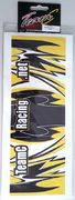 TeamC Sticker Set For H810 Wing - Yellow