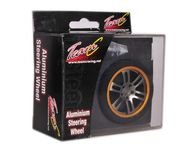TeamC Aluminium Steering Wheel - Gold