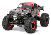 Tamiya RC Rock Shocker Truck (CR01) - Rakennussarja