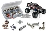 RcScrewz Traxxas Stampede VXL / TSM Stainless Screw Kit