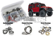 RCScrewz Traxxas TRX-4 Crawler Rubber Shielded Bearings