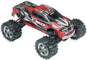 Traxxas E-Maxx 4WD TQi w/o Battery & Charger