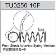 TeamC Medium Spring For Big Bore - Front (2)