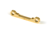 Xray Brass Front Lower 1-Piece Suspension Holder - Front - FF