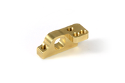 Xray Brass Lower 2-Piece Suspension Holder for ARS - Left