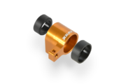 Xray Alu Front Middle Shaft Holder - Orange