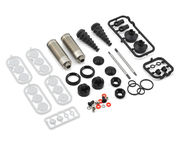 Xray XB8 - 16 Rear Shock Absorbers + Boots - Complete set